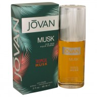 Jovan Tropical Musk by Jovan - Cologne Spray 90 ml f. herra