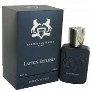 Layton Exclusif by Parfums De Marly - Eau De Parfum Spray 75 ml f. herra
