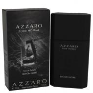 Azzaro Pour Homme Edition Noire by Azzaro - Eau De Toilette Spray 100 ml f. herra