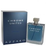 Chrome United by Azzaro - Eau De Toilette Spray 200 ml f. herra