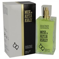 Alyssa Ashley Musk by Houbigant - Eau De Toilette Spray 200 ml f. dömur