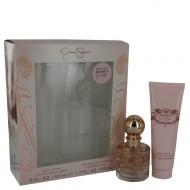 Fancy by Jessica Simpson - Gjafasett- 1.7 oz Eau De Parfum Spray + 3 oz Body Lotion f. dömur