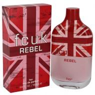 FCUK Rebel by French Connection - Eau De Parfum Spray 100 ml f. dömur