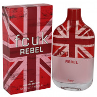 FCUK Rebel by French Connection - Eau De Parfum Spray 100 ml f. dömur