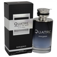 Quatre Absolu De Nuit by Boucheron - Eau De Parfum Spray 100 ml f. herra