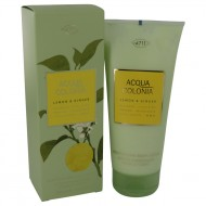 4711 ACQUA COLONIA Lemon & Ginger by Maurer & Wirtz - Body Lotion 200 ml f. dömur