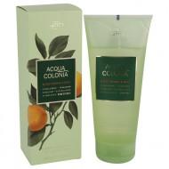 4711 Acqua Colonia Blood Orange & Basil by Maurer & Wirtz - Shower Gel 200 ml f. dömur