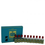 4711 by Muelhens - Gjafasett - Includes Ten 0.1 oz 4711 Travel size in a gift pack f. herra