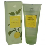 4711 ACQUA COLONIA Lemon & Ginger by Maurer & Wirtz - Shower Gel 200 ml f. dömur