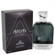 Avalon Pour Homme by Jean Rish - Eau De Toilette Spray 100 ml f. herra