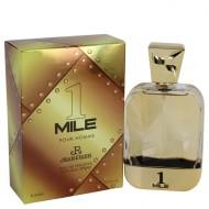 1 Mile Pour Homme by Jean Rish - Eau De Toilette Spray 100 ml d. herra