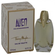 Alien Eau Extraordinaire by Thierry Mugler - Mini EDT 6 ml f. dömur