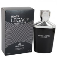 Black Legacy Pour Homme by Jean Rish - Eau De Toilette Spray 100 ml f. herra