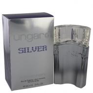 Ungaro Silver by Ungaro - Eau De Toilette Spray 90 ml f. herra