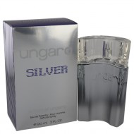 Ungaro Silver by Ungaro - Eau De Toilette Spray 90 ml f. herra