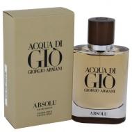 Acqua Di Gio Absolu by Giorgio Armani - Eau De Parfum Spray 75 ml f. herra
