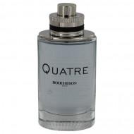 Quatre by Boucheron - Eau De Toilette Spray (Tester) 100 ml f. herra