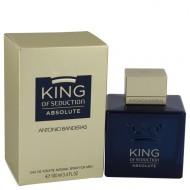 King of Seduction Absolute by Antonio Banderas - Eau De Toilette Spray 100 ml f. herra