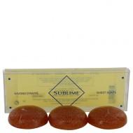 SUBLIME by Jean Patou - Soap 3  x 26 ml f. dömur