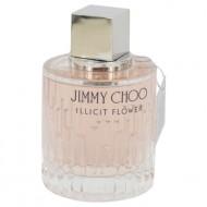 Jimmy Choo Illicit Flower by Jimmy Choo - Eau De Toilette Spray (Tester) 100 ml f. dömur