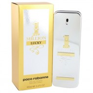 1 Million Lucky by Paco Rabanne - Eau De Toilette Spray 100 ml f. herra