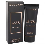 Bvlgari Man In Black by Bvlgari - After Shave Balm 100 ml f. herra