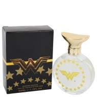 Wonder Woman by Marmol & Son - Eau De Toilette Spray (Black box) 50 ml f. dömur