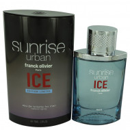 Sunrise Urban Ice by Franck Olivier - Eau De Toilette Spray 75 ml f. herra
