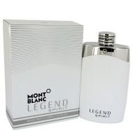 Montblanc Legend Spirit by Mont Blanc - Eau De Toilette Spray 200 ml f. herra