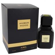 Ajmal Amber Wood by Ajmal - Eau De Parfum Spray (Unisex) 100 ml f. dömur