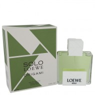Solo Loewe Origami by Loewe - Eau De Toilette Spray 100 ml f. herra