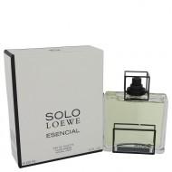 Solo Loewe Esencial by Loewe - Eau De Toilette Spray 100 ml f. herra