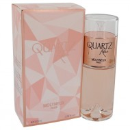 Quartz Rose by Molyneux - Eau De Parfum Spray 100 ml f. dömur