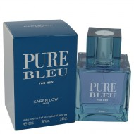 Pure Bleu by Karen Low - Eau De Taoilette Spray 100 ml f. herra