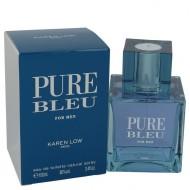 Pure Bleu by Karen Low - Eau De Taoilette Spray 100 ml f. herra