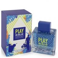 Play in Blue Seduction by Antonio Banderas - Eau De Toilette Spray 100 ml f. herra