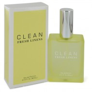Clean Fresh Linens by Clean - Eau De Parfum Spray 63 ml f. dömur