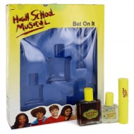 High School Musical by Disney - Gjafasett- 1 oz Cologne Spray + .5 oz Pocket Spray + .25 oz Shimmer Stick f. dömur