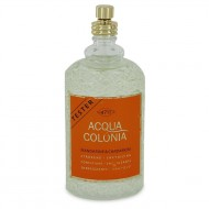 4711 Acqua Colonia Mandarine & Cardamom by Maurer & Wirtz - Eau De Cologne Spray (Unisex Tester) 169 ml f. dömur