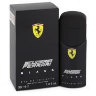 Ferrari Scuderia Black by Ferrari - Eau De Toilette Spray 30 ml f. herra