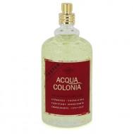 4711 Acqua Colonia Rhubarb & Clary Sage by Maurer & Wirtz - Eau De Cologne Spray (Unisex Tester) 169 ml f. dömur