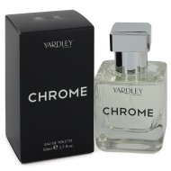Yardley Chrome by Yardley London - Eau De Toilette Spray 50 ml f. herra