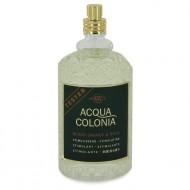 4711 Acqua Colonia Blood Orange & Basil by Maurer & Wirtz - Eau De Cologne Spray (Unisex Tester) 169 ml f. dömur