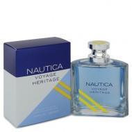 Nautica Voyage Heritage by Nautica - Eau De Toilette Spray 100 ml d. herra
