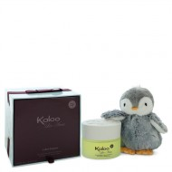 Kaloo Les Amis by Kaloo - Alcohol Free Eau D'ambiance Spray + Free Penguin Soft Toy 100 ml f. herra
