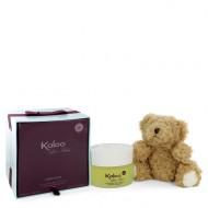 Kaloo Les Amis by Kaloo - Eau De Senteur Spray / Room Fragrance Spray (Alcohol Free) + Free Fluffy Bear 100 ml f. herra
