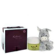 Kaloo Les Amis by Kaloo - Eau De Senteur Spray / Room Fragrance Spray (Alcohol Free) + Free Fluffy Donkey 100 ml f. herra