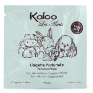 Kaloo Les Amis by Kaloo - Pefumed Wipes 3 ml f. herra