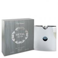 Metal Silver by Ron Marone - Eau De Toilette Spray 100 ml f. herra