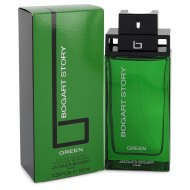 Bogart Story Green by Bogart - Eau De Toilette Spray 100 ml f. herra